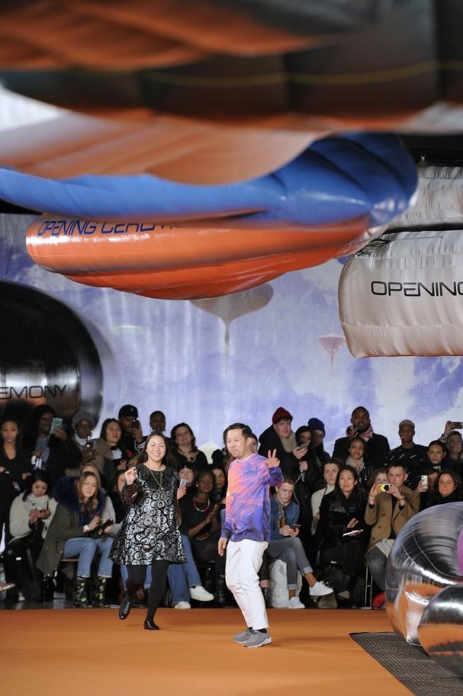 Opening Ceremony New York - Inverno 2016 foto: FOTOSITE