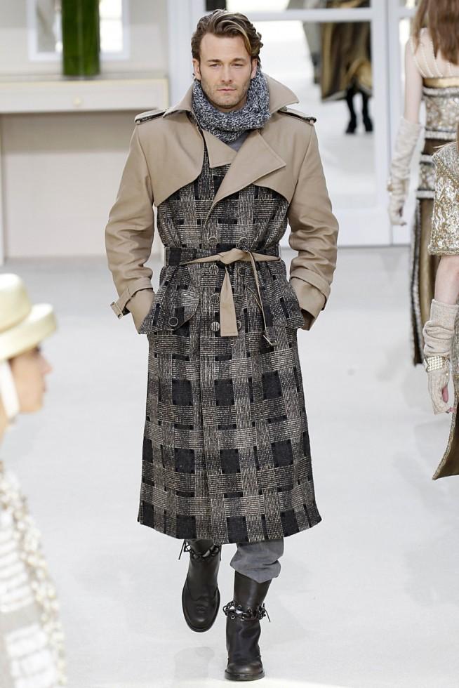 Chanel Paris - Inverno 2016 foto: FOTOSITE