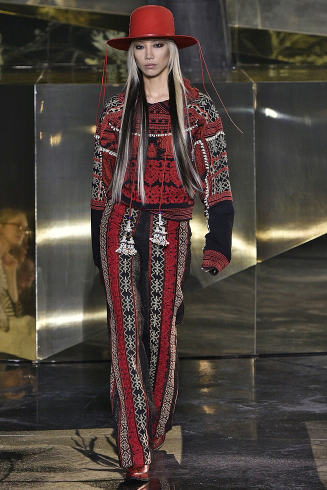 H & M Paris - Inverno 2016 foto: FOTOSITE