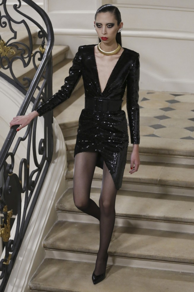 Saint Laurent Paris - Inverno 2016