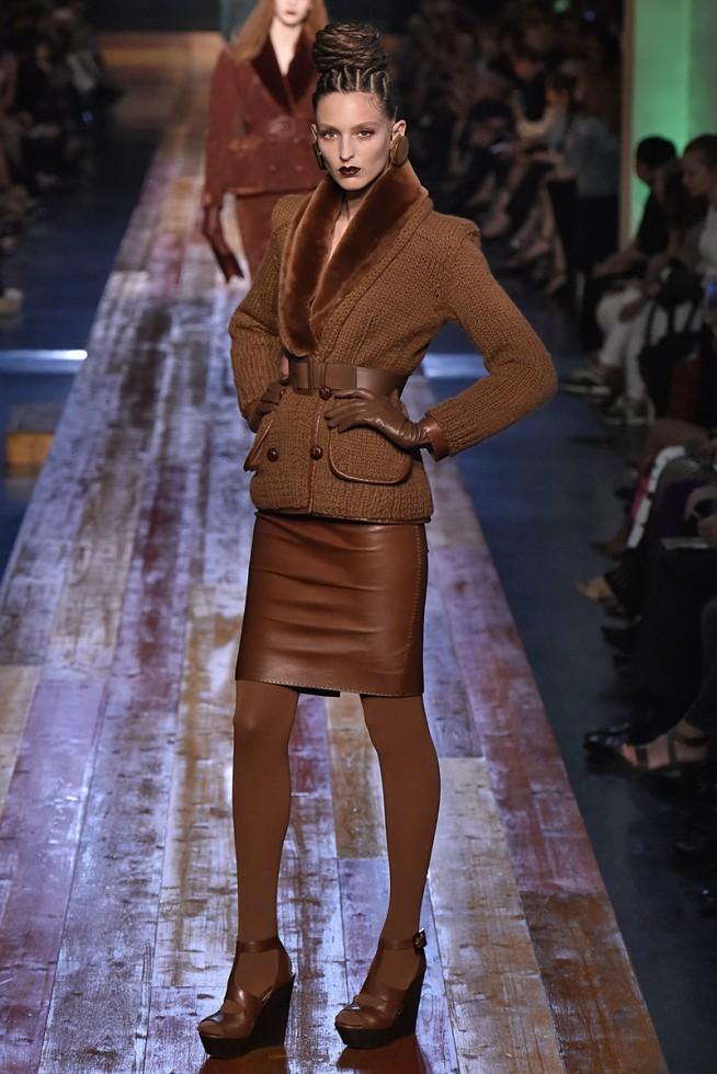 Jean Paul Gaultier - Alta Costura- Paris -Inverno 2016- Julho 2016 foto: FOTOSITE