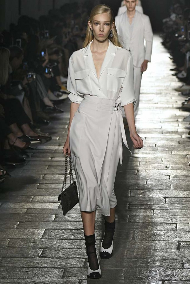 Bottega Veneta Milan RTW Spring Summer 2017 September 2016