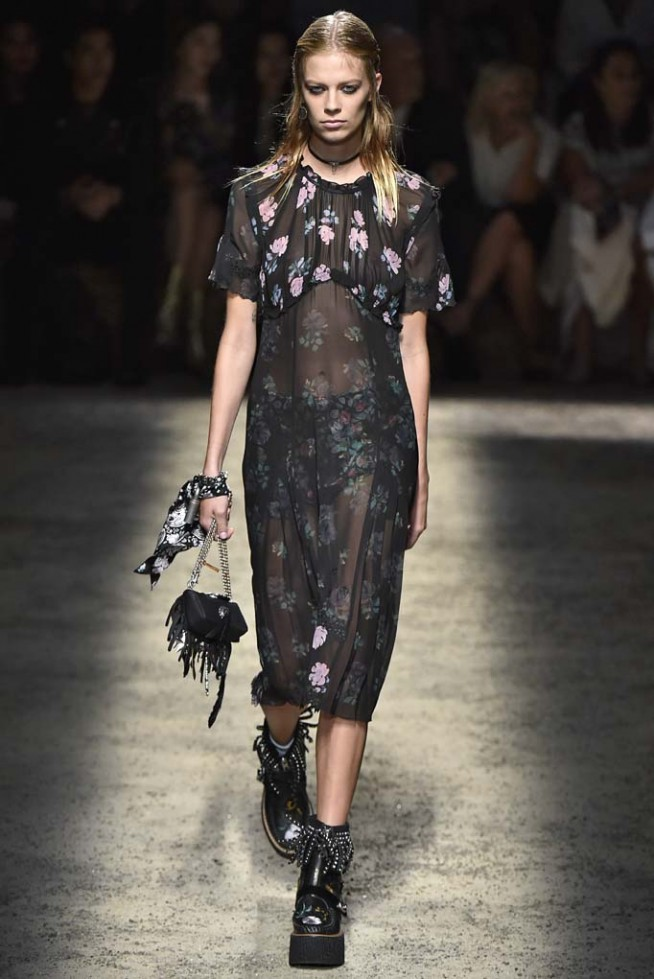Coach New York RTW Spring Summer 2017 September 2016
