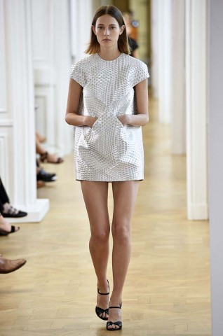 Courreges Paris RTW Spring Summer 2017 September 2016