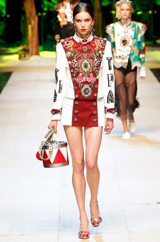 Dolce Gabbana MILAO - Verao 2017 Setembro 2016 foto  FOTOSITE 31f3348fd7