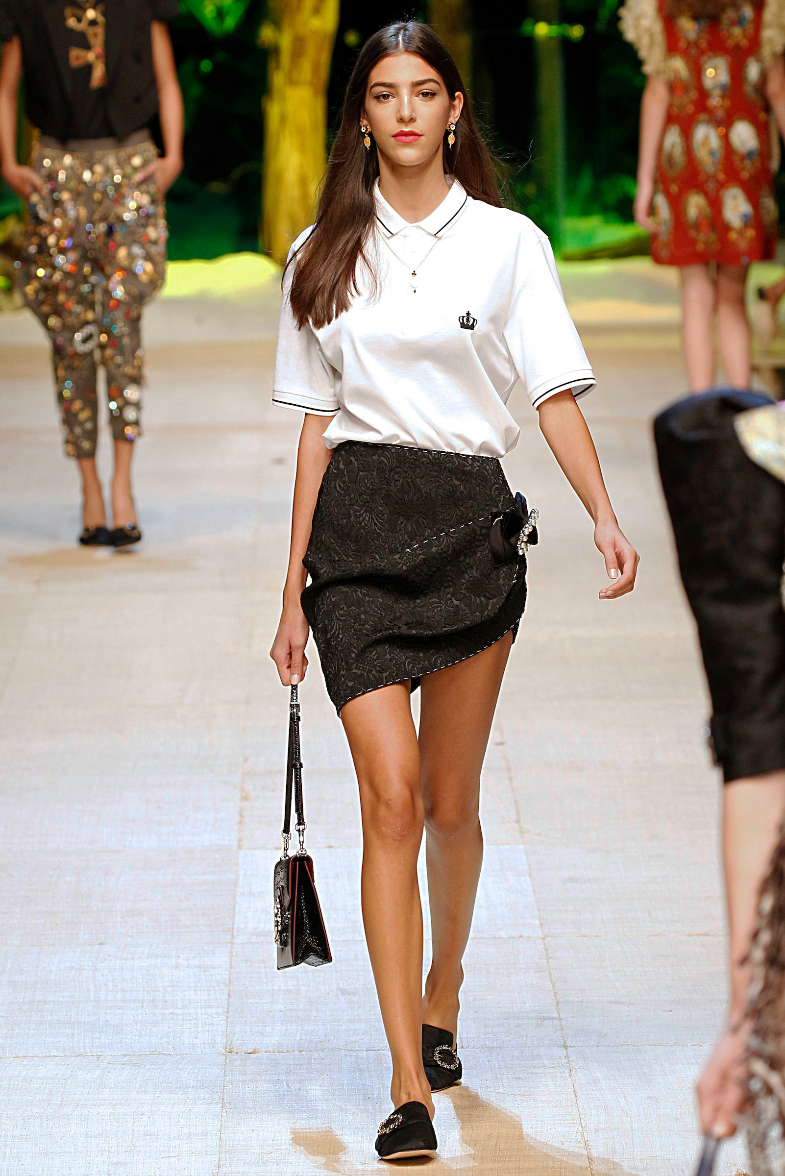 e90179ae8c6bb Dolce E Gabbana Make Up Primavera Estate 2016 - Makeup Nuovogennarino