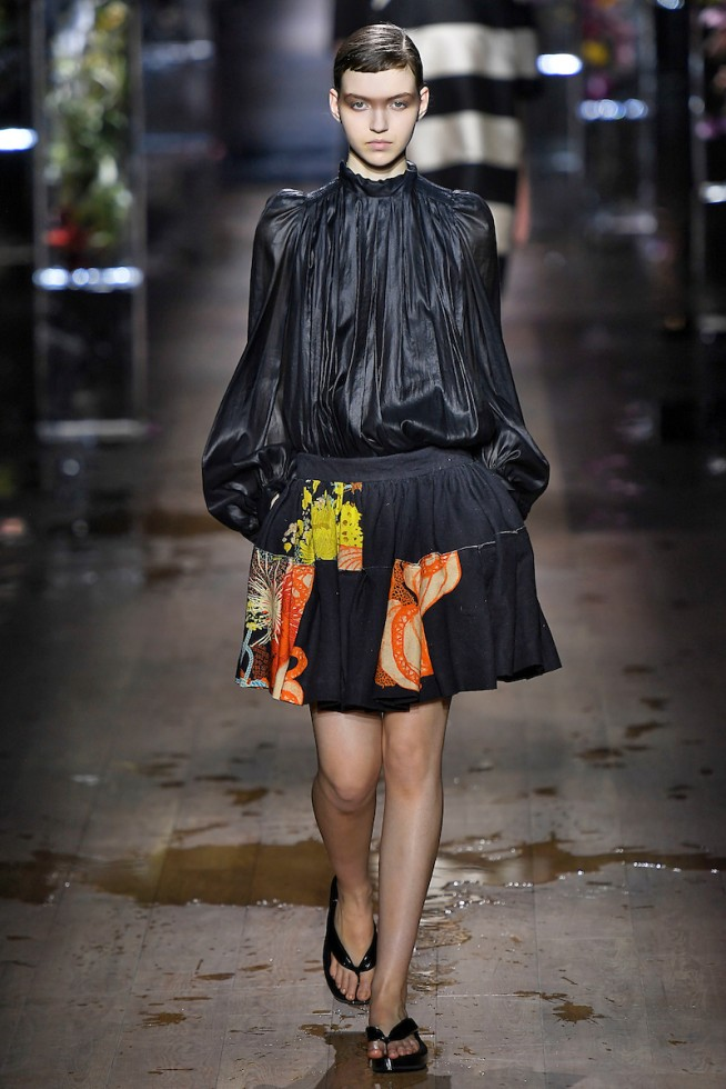 Dries Van Noten PARIS - Verao 2017 Setembro 2016 foto: FOTOSITE
