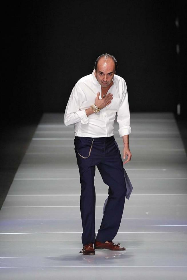 Francesco Scognamiglio Milan RTW Spring Summer 2017 September 2016