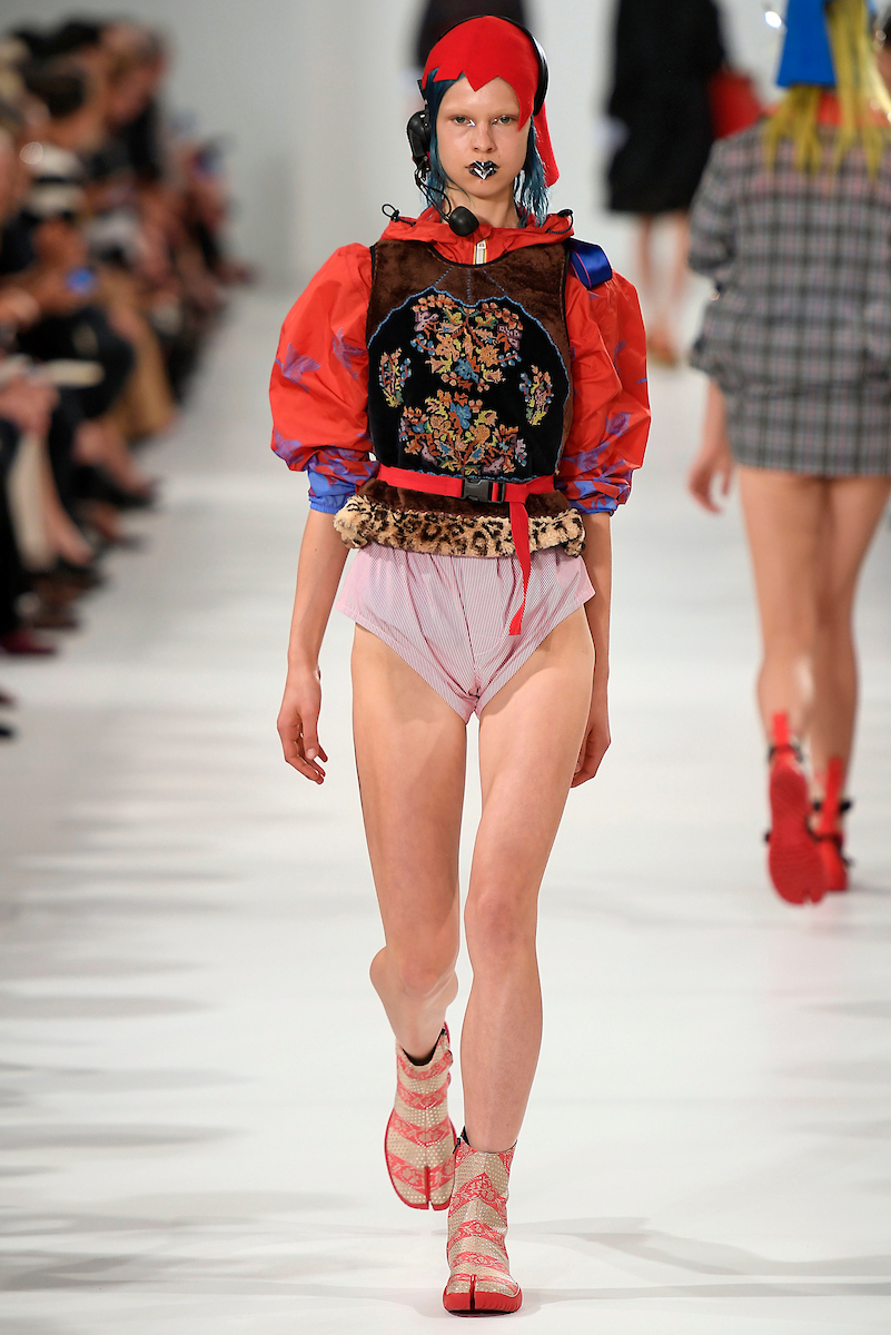 to wear - Loewe x Junya Watanabe video