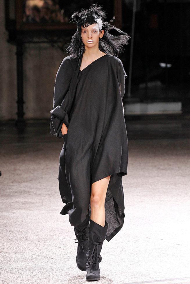 Yohji Yamamoto PARIS - Verao 2017 Setembro 2016 foto: FOTOSITE