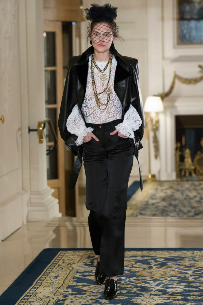 Chanel Metiers d'Arts- Pre Fall 2017 PARIS Novembro 2016