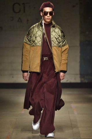 Astrid Andersen London Menswear Fall Winter 2017 January 2017