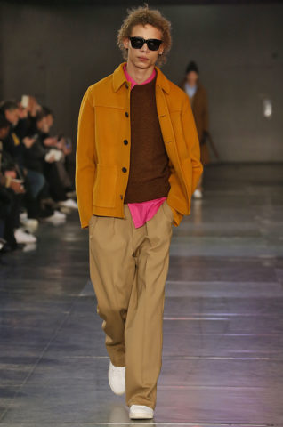 AMI Paris Menswear Fall Winter 2017 January 2017