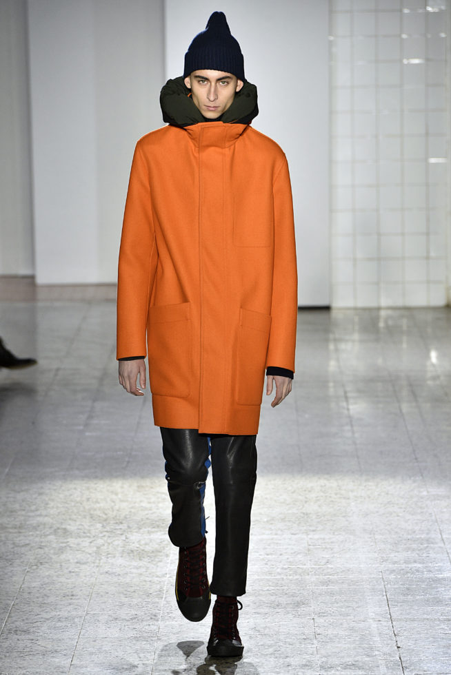 Cedric Charlier Fall Winter 2017 - January 2017