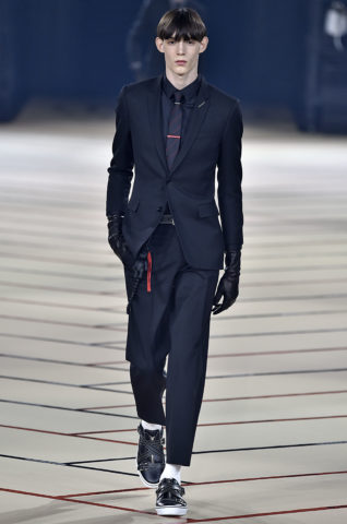 Dior Homme Paris Menswear Fall Winter 2017 - January 2017