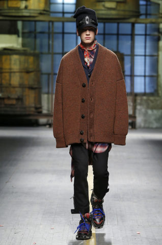 Dsquared2 Milan Menswear Fall Winter 2017 - January 2017