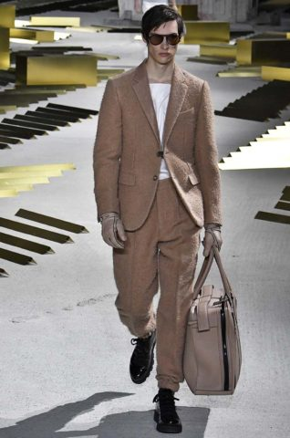 Ermenegildo Zegna Milan Menswear Fall Winter 2017 January 2017