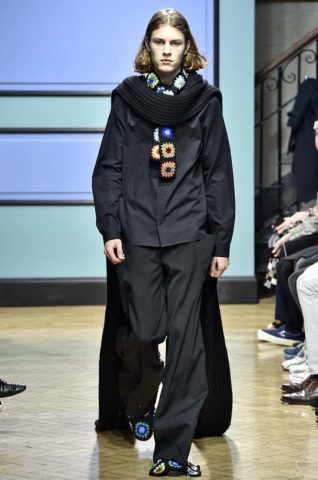JW Anderson London Menswear Fall Winter 2017 - January 2017