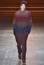 Missoni Milan Menswear Fall Winter 2017 January 2017