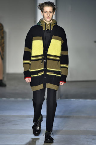 N21 Milan Menswear Fall Winter 2017 January 2017