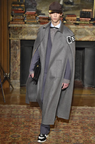Valentino Paris Menswear Fall Winter 2017 January 2017