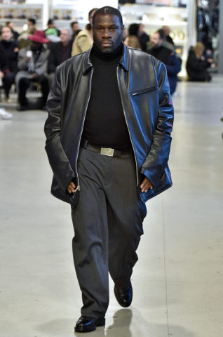 Vetements Paris Menswear Fall Winter 2017 - January 2017