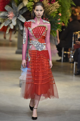 Victor Rolf Haute Couture Spring Summer 2017 Paris January 2017