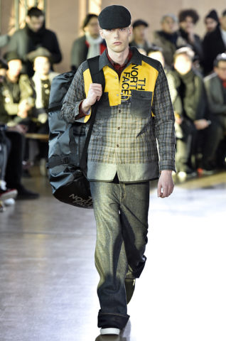 Watanabe Paris Menswear Fall Winter 2017 - January 2017