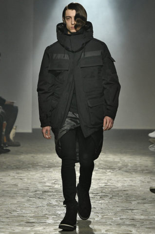 White_Mountaineering Paris Menswear Fall Winter 2017 January 2017