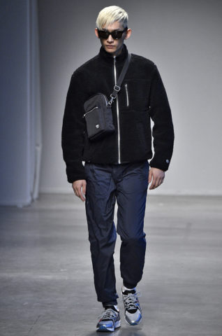 Wood Wood Milan Menswear Fall Winter 2017 January 2017