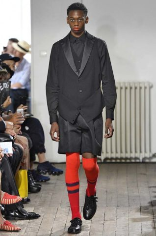 Facetasm Paris Menswear Spring Summer 2018 Paris June 2017