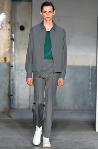 Lemaire Paris Menswear Spring Summer 2018 Paris June 2017