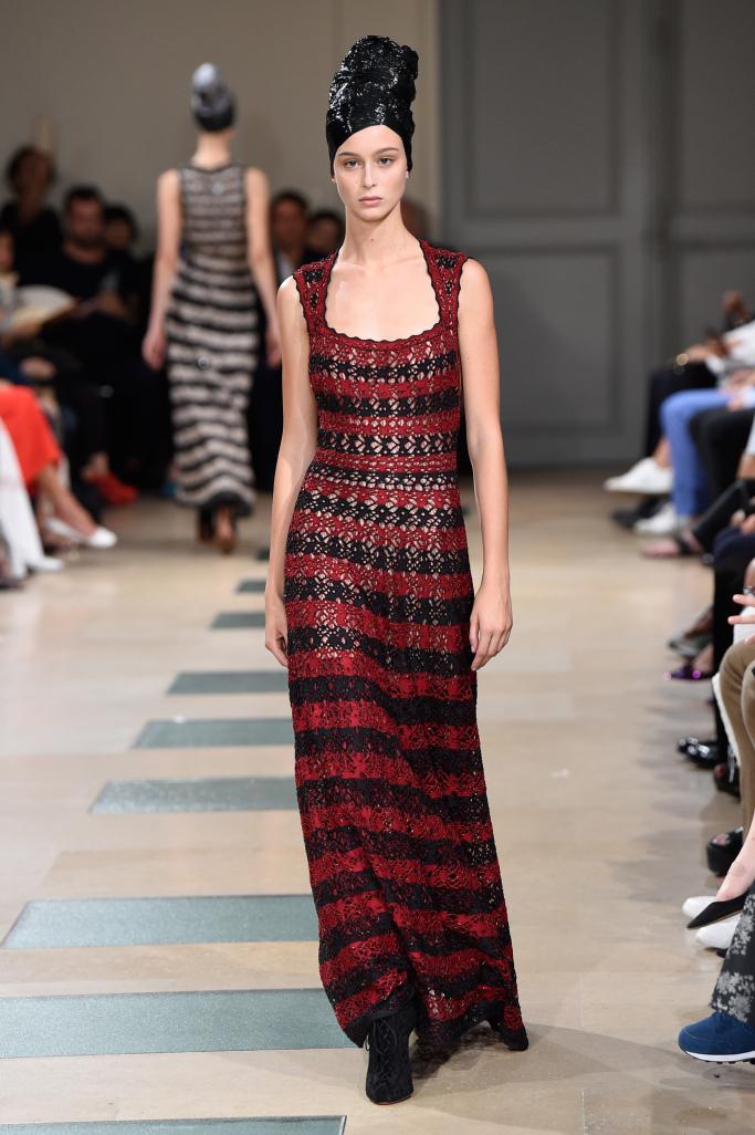 Alaia Fashion Week