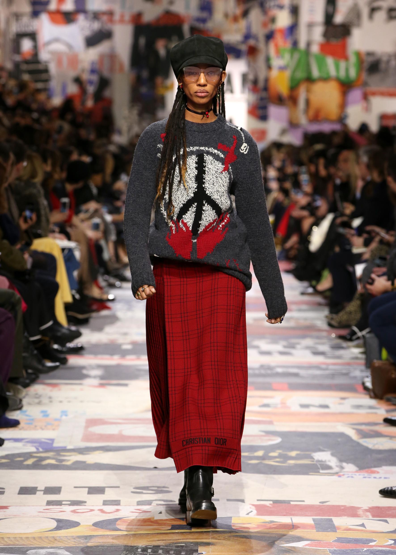 Dior Paris Inverno 2019 Rtw Desfiles Ffw