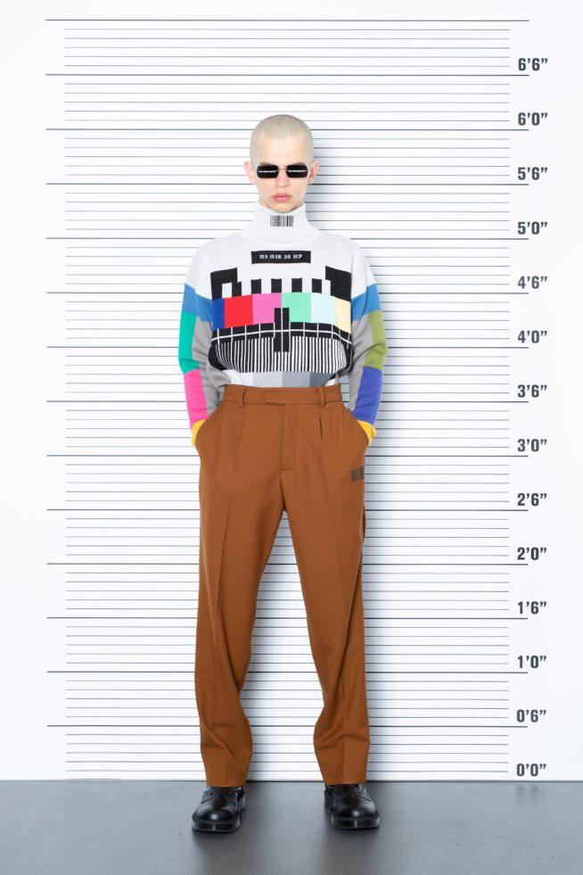 VTMNTS Menswear Spring Summer 22   Reprodução