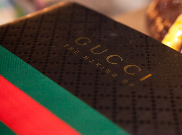 Livro Gucci: The Making of, R$ 329