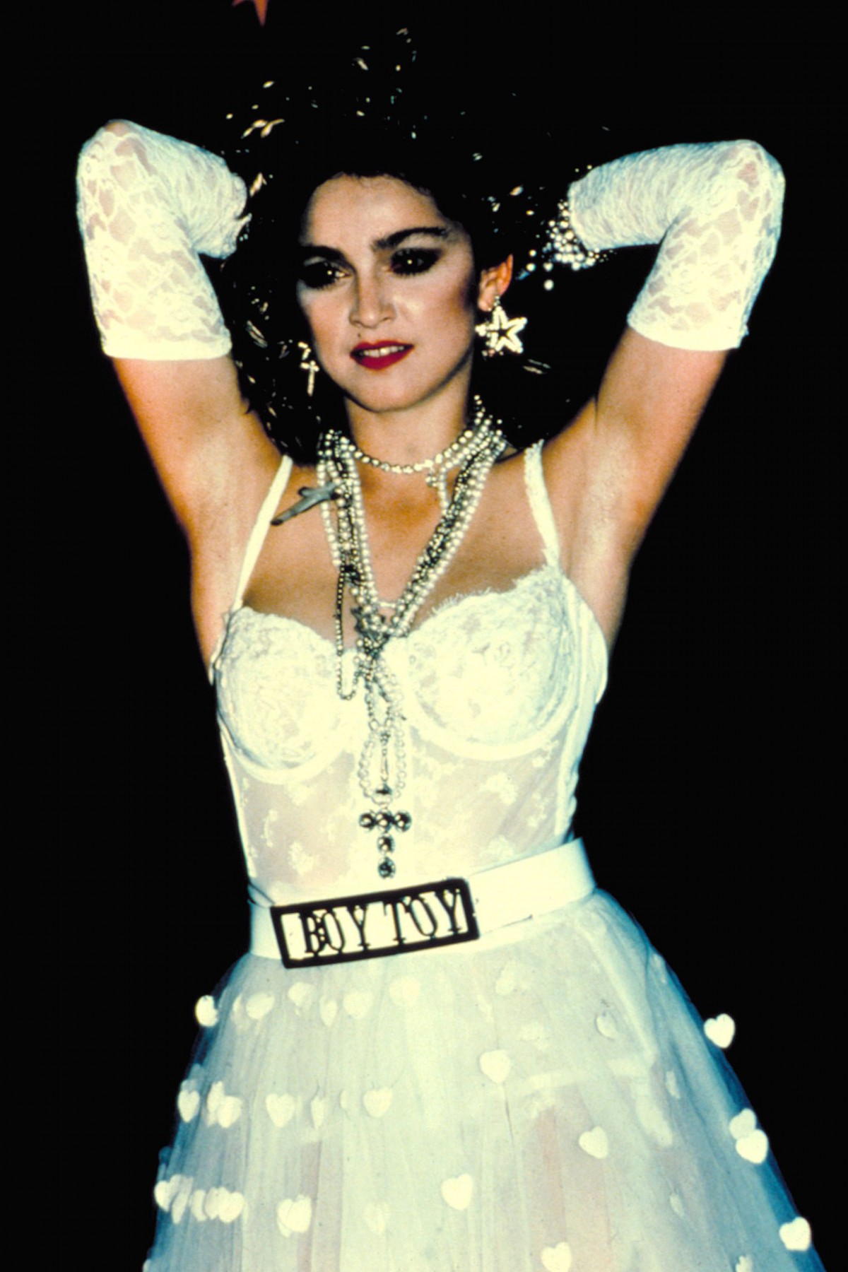 Costumes virgin like Madonna a