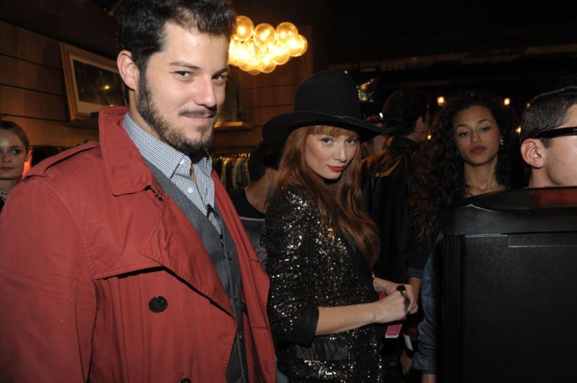 Lindsay Lohan + John J...