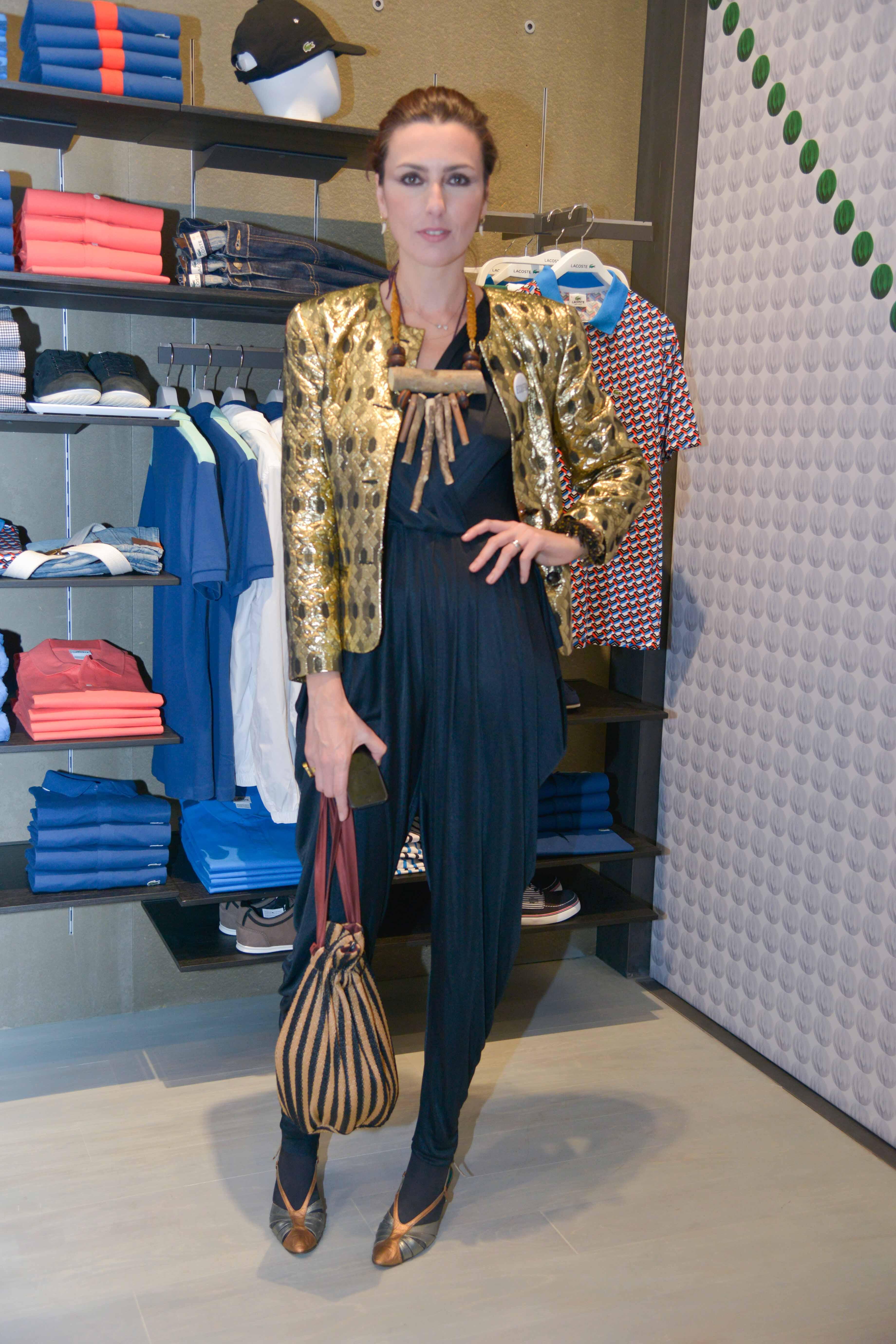 Galeria de Fotos Lacoste inaugura primeira loja-conceito no Brasil  veja  quem passou pela abertura    Foto 4    Lifestyle    FFW 226c933399