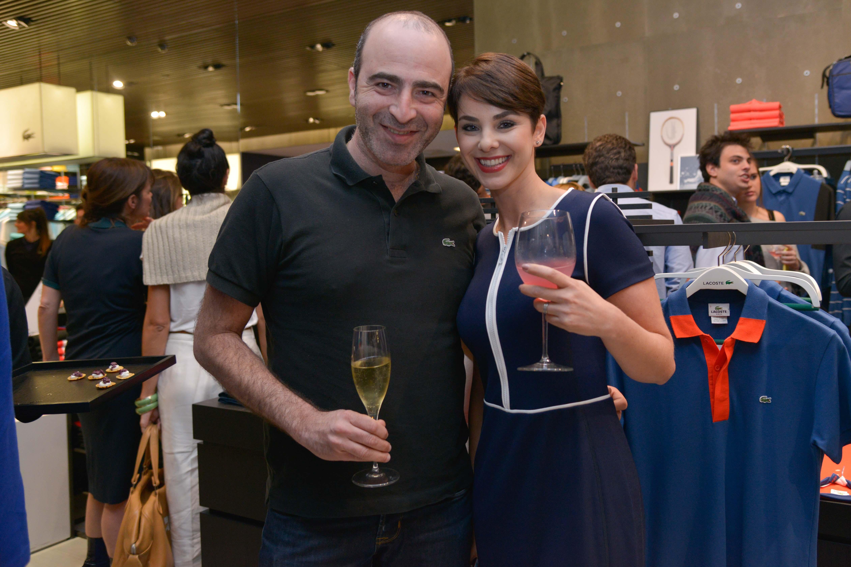 Galeria de Fotos Lacoste inaugura primeira loja-conceito no Brasil  veja  quem passou pela abertura    Foto 2    Lifestyle    FFW 7142678ac8