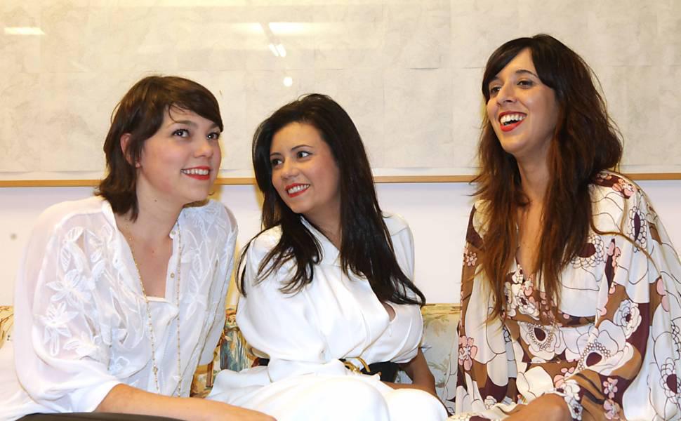 As sócias Flaviana, Mônica e Juliana ©Cortesia