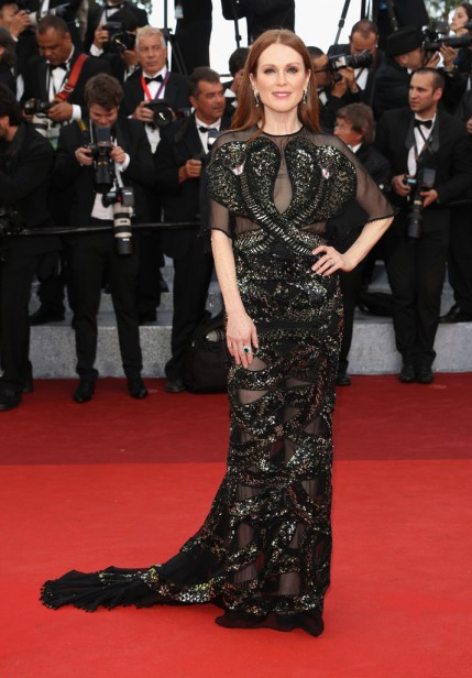 Julianne Moore, de Givenchy