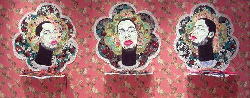 As tapeçarias enérgicas da jovem artista jamaicana Ebony G Patterson, destaque da Bienal