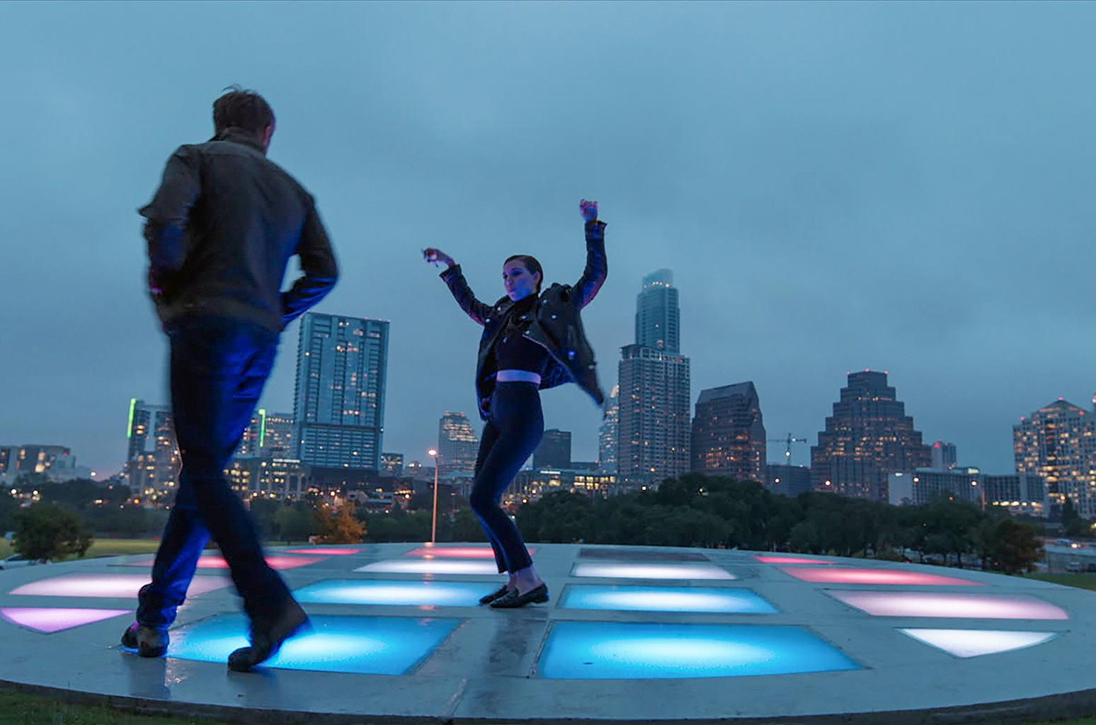 Ryan Gosling e Likke Li em cena do filme ©Reprodução