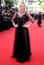 Charlize Theron, de Christian Dior Couture