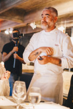 Juliana Jabour, Alex Atala e Houssein Jarouche