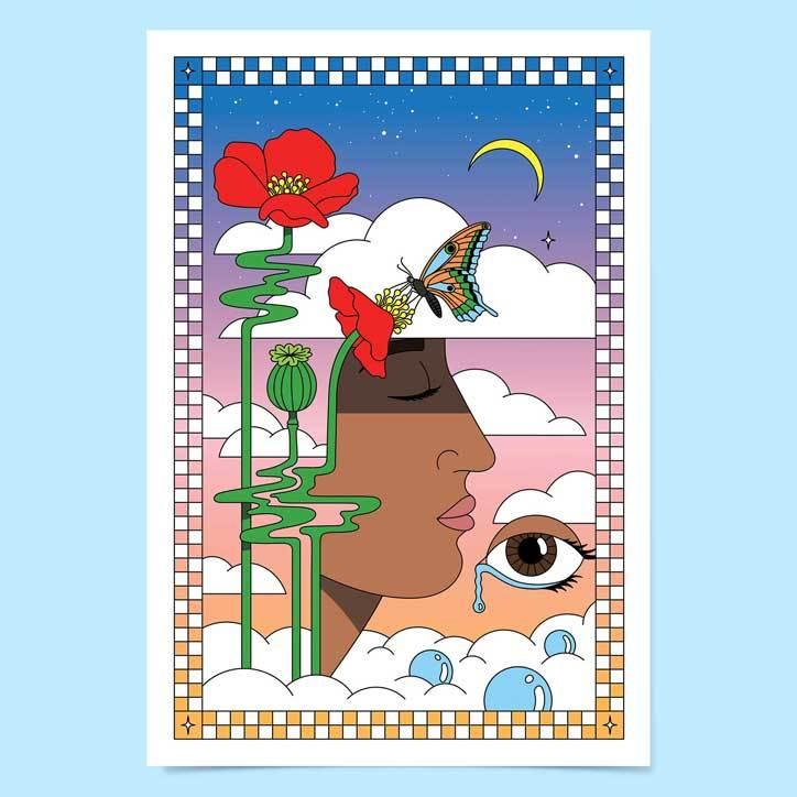 The Dreamer, de Allison Fillice / Reprodução