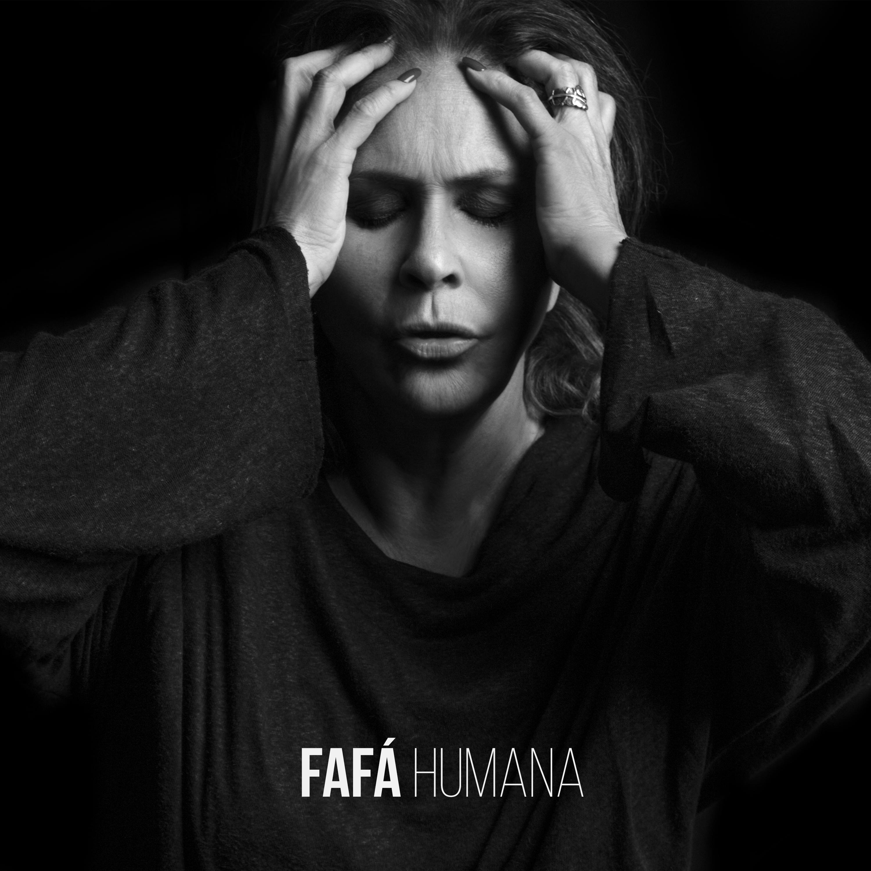 Capa de Humana, novo álbum de Fafá de Belém / Foto Adriano Damas