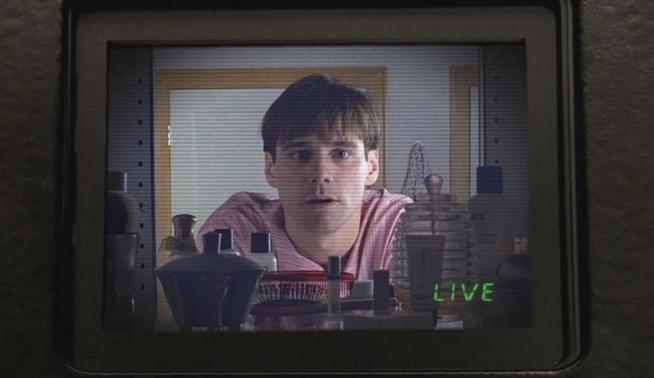 Jim Carrey em O ShoW de TRUMAN