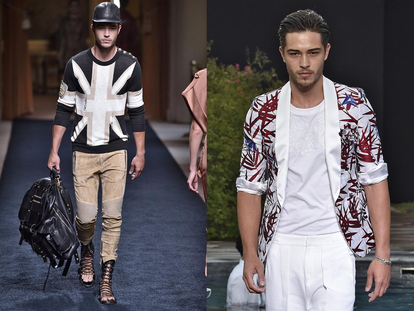 Top 5 modelos brasileiros que desfilaram nas semanas de moda ... 6e210c75ad90f